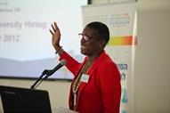 דניס מילאני, מנהלת הגיוון של משטרת לונדון (MPS), מובילה גיוון בשירות התושבים