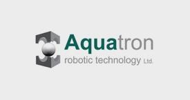 לוגו אקווטרון רובוטיק טכנולוג'י