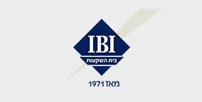 לוגו IBI בית השקעות