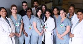 הובלת גיוון פורצת דרך בבית החולים קוני איילנד, ניו יורק