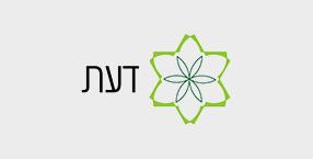 לוגו דעת – מרכז פיתוח ובדיקות תוכנה מקבוצת ריל קומרס